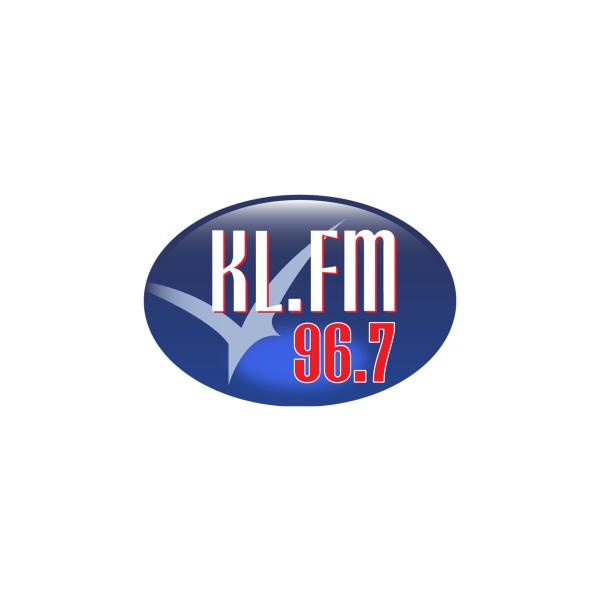 KLFM 96.7 600x600 Logo