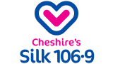 Silk 106.9 - Cheshire 160x90 Logo
