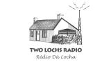Two Lochs Radio - Reìdio Dà Locha - 2LR 160x90 Logo