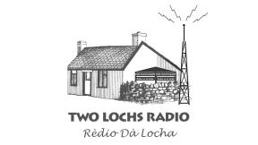 Two Lochs Radio - Reìdio Dà Locha - 2LR 288x162 Logo