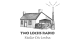 Two Lochs Radio - Reìdio Dà Locha - 2LR 74x41 Logo