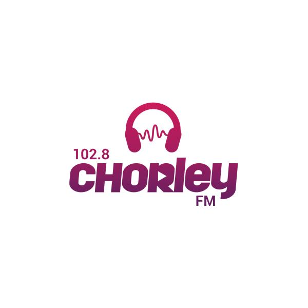 102.8 Chorley FM 600x600 Logo