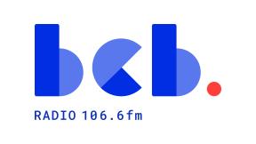 BCB 106.6fm - Bradford Community Broadcasting 288x162 Logo