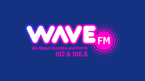 Wave FM (Dundee) 288x162 Logo