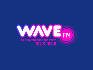 Wave FM (Dundee) 320x240 Logo