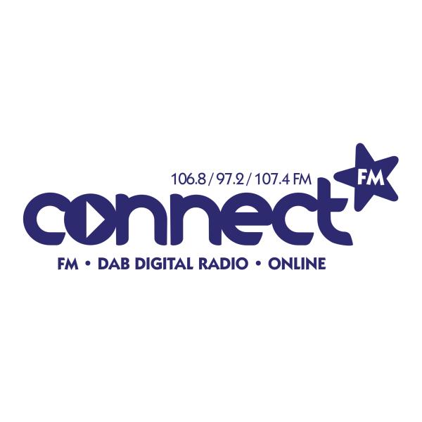 Connect FM Peterborough 600x600 Logo