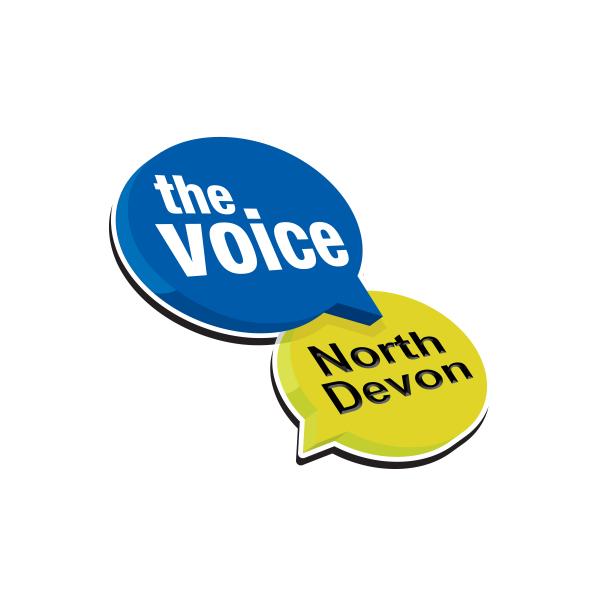 The Voice of North Devon 600x600 Logo
