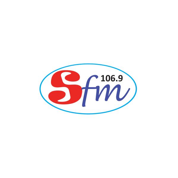 106.9 SFM - Sittingbourne 600x600 Logo