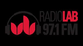 Radio LaB 97.1fm 288x162 Logo