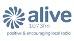Alive Radio 107.3FM 74x41 Logo