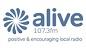 Alive Radio 107.3FM 86x48 Logo