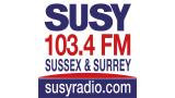 Susy Radio 103.4 160x90 Logo