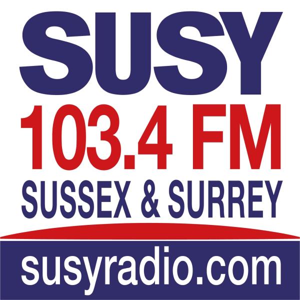 Susy Radio 103.4 600x600 Logo