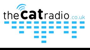 The Cat Radio 288x162 Logo