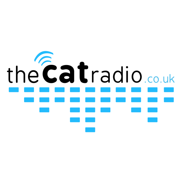 The Cat Radio 600x600 Logo