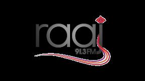 Raaj FM 288x162 Logo