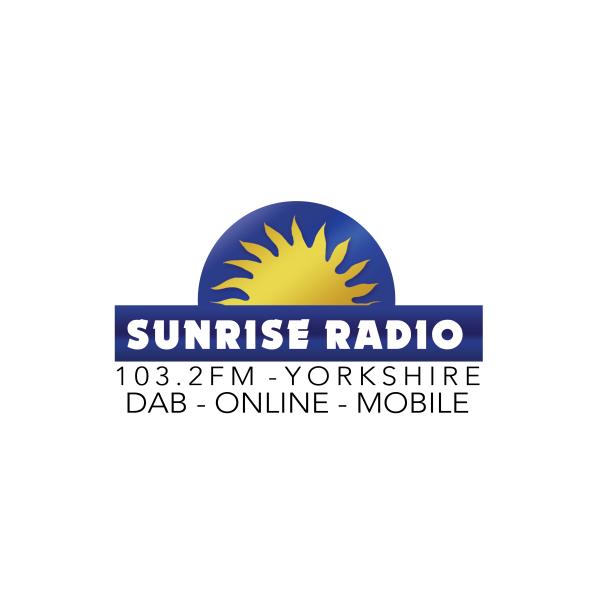 Sunrise Radio - Bradford 600x600 Logo