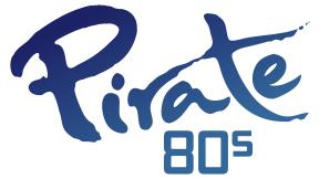 Pirate 80s 288x162 Logo