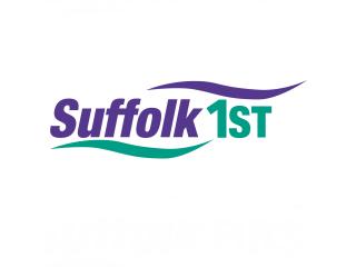 Suffolk First 320x240 Logo