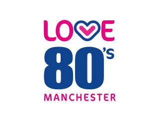 Love 80s Manchester 320x240 Logo