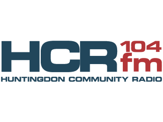 Huntingdon Community Radio 320x240 Logo