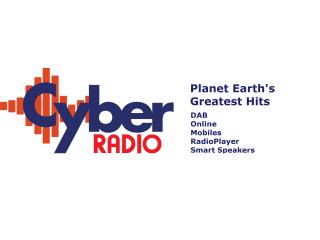 Cyber Radio 320x240 Logo