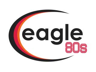 Eagle 80s 320x240 Logo
