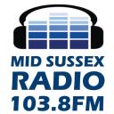 Burgess Hill Radio 128x128 Logo