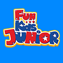 Fun Kids Junior 128x128 Logo