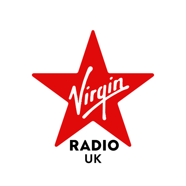 Virgin Radio 600x600 Logo