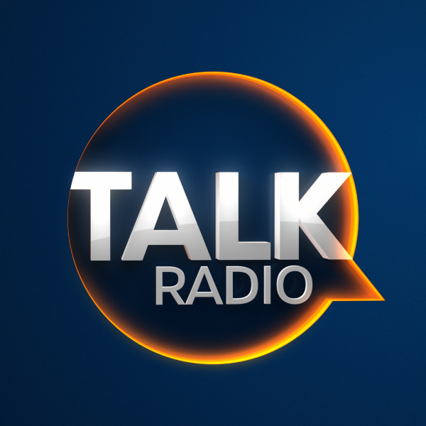 talkRADIO 600x600 Logo