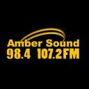Amber Sound 107.2FM Derbyshire  128x128 Logo
