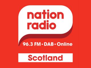 Nation Radio 96.3FM Scotland 320x240 Logo